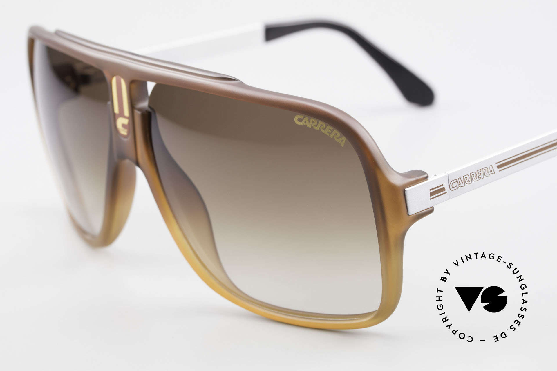 "Carrera 5557 Rare Vintage Shades No Retro, orig. catalog name in the 80's was ""model 5557 Monza"", Made for Men"