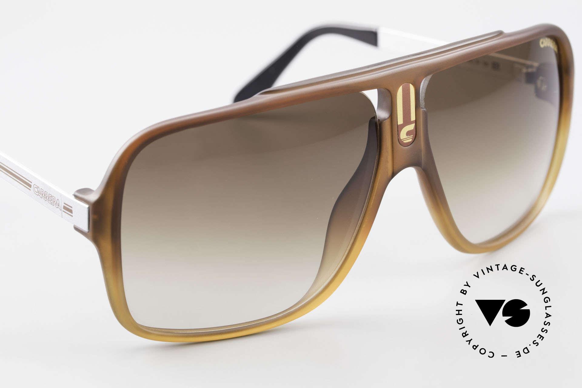 Carrera 5557 Rare Vintage Shades No Retro, NO RETRO sunglasses, but a rare 35 years old Original, Made for Men