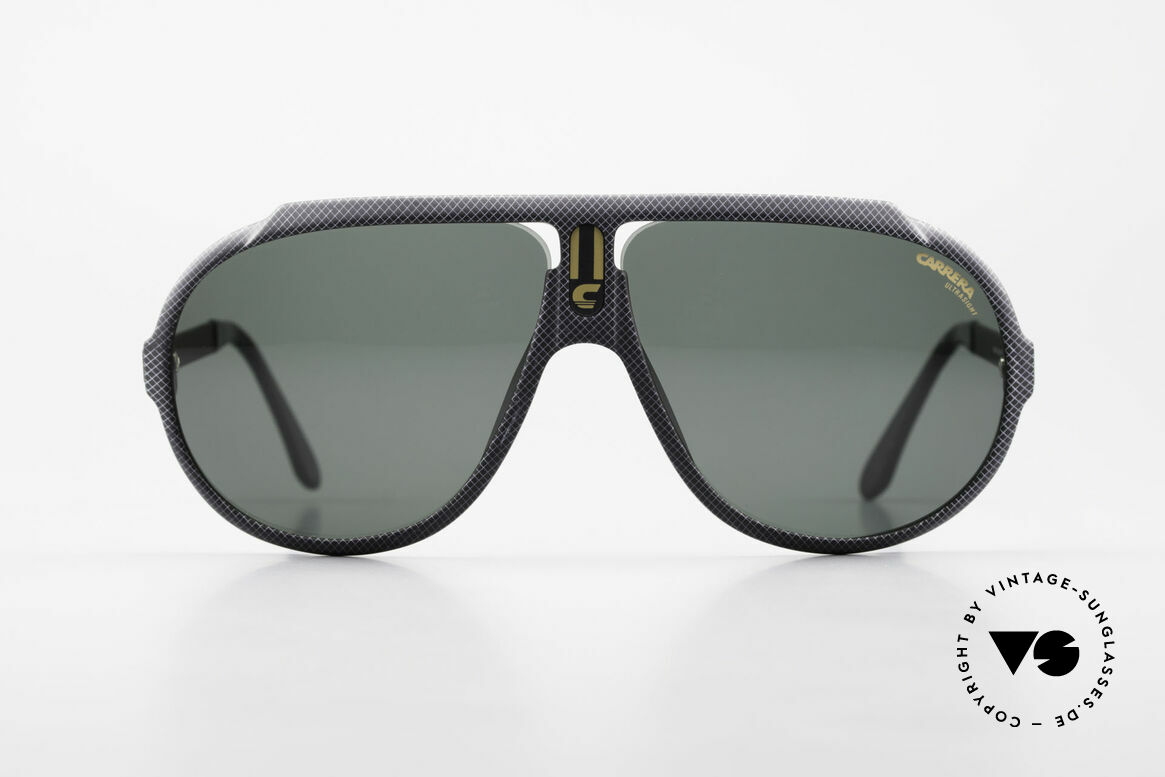 Carrera 5512 Iconic 80's Shades Miami Vice, famous movie sunglasses from 1984 (a true legend !!!), Made for Men