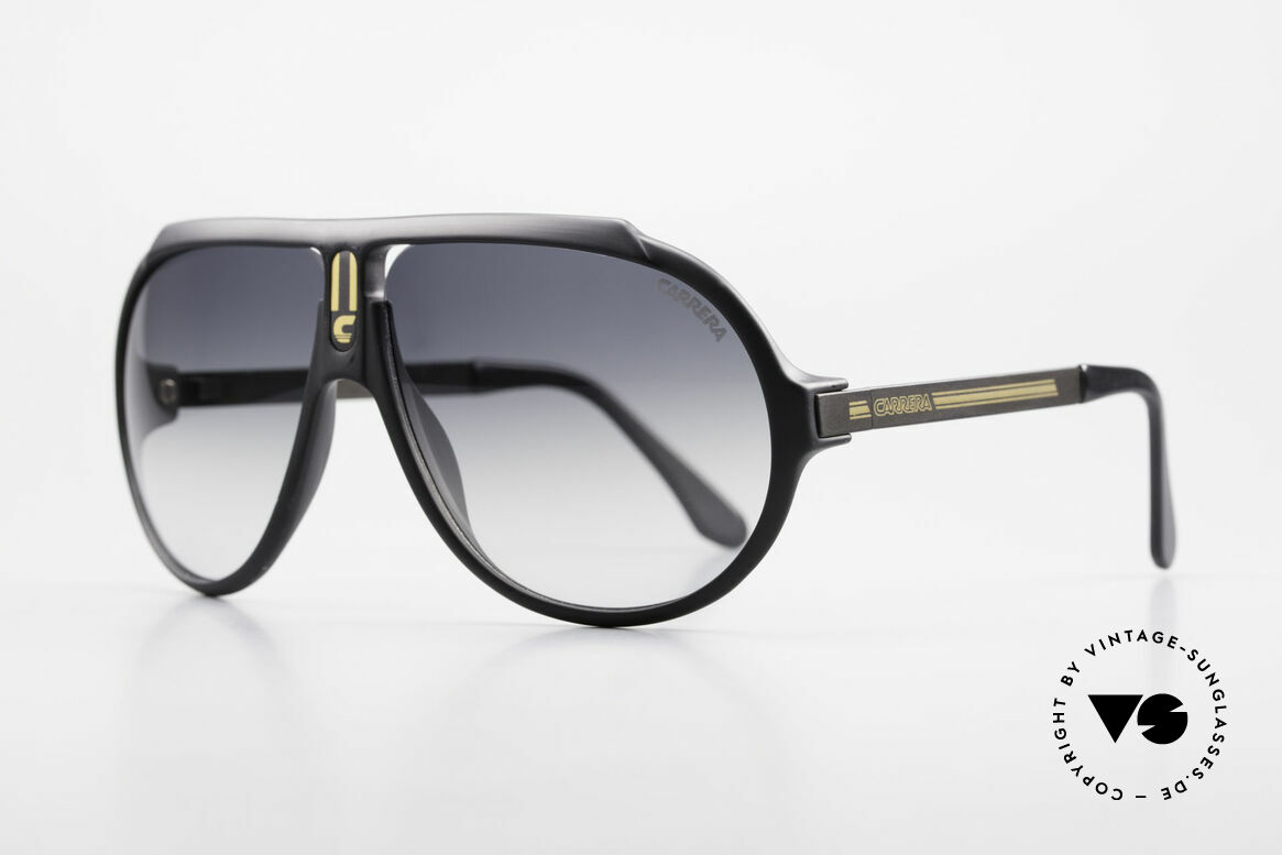 Carrera 5512 Iconic 80's Shades True Vintage, Carrera Mod. 5512 worn by Don Johnson in Miami Vice, Made for Men