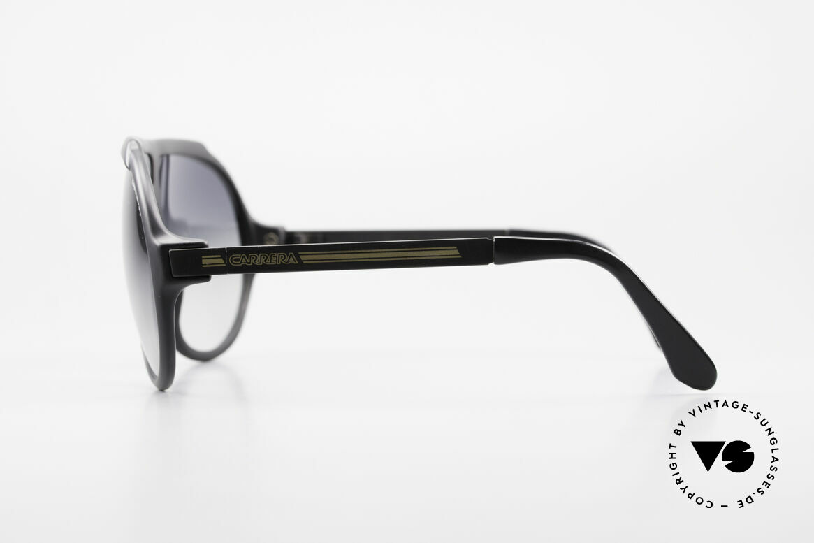 Carrera 5512 Iconic 80's Shades True Vintage, unworn rarity with gray-gradient CARRERA sun lenses, Made for Men