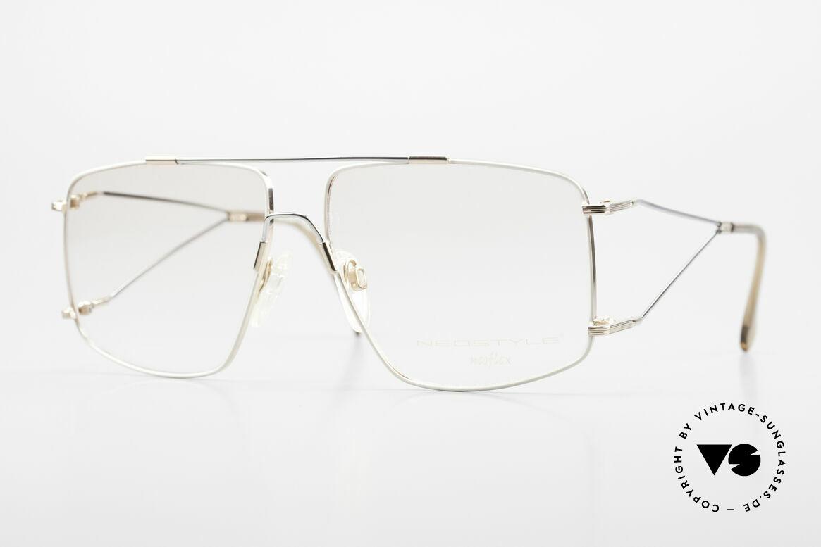 Neostyle Jet 40 Titanflex Vintage 90's Glasses, sensational vintage NEOflex eyeglasses by Neostyle, Made for Men