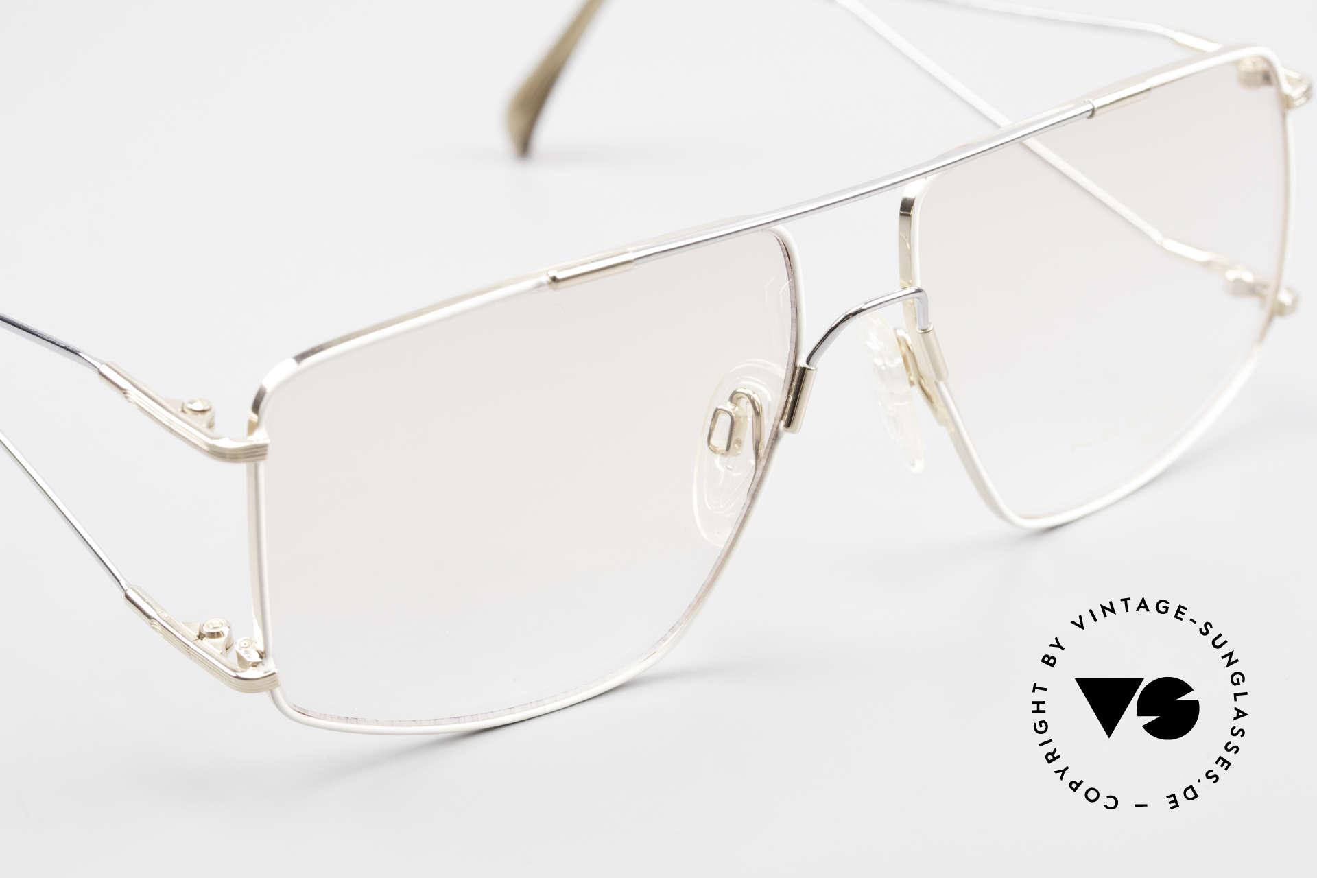 Neostyle Jet 40 Titanflex Vintage 90's Glasses, an unworn 1990's ORIGINAL with vintage hard case, Made for Men