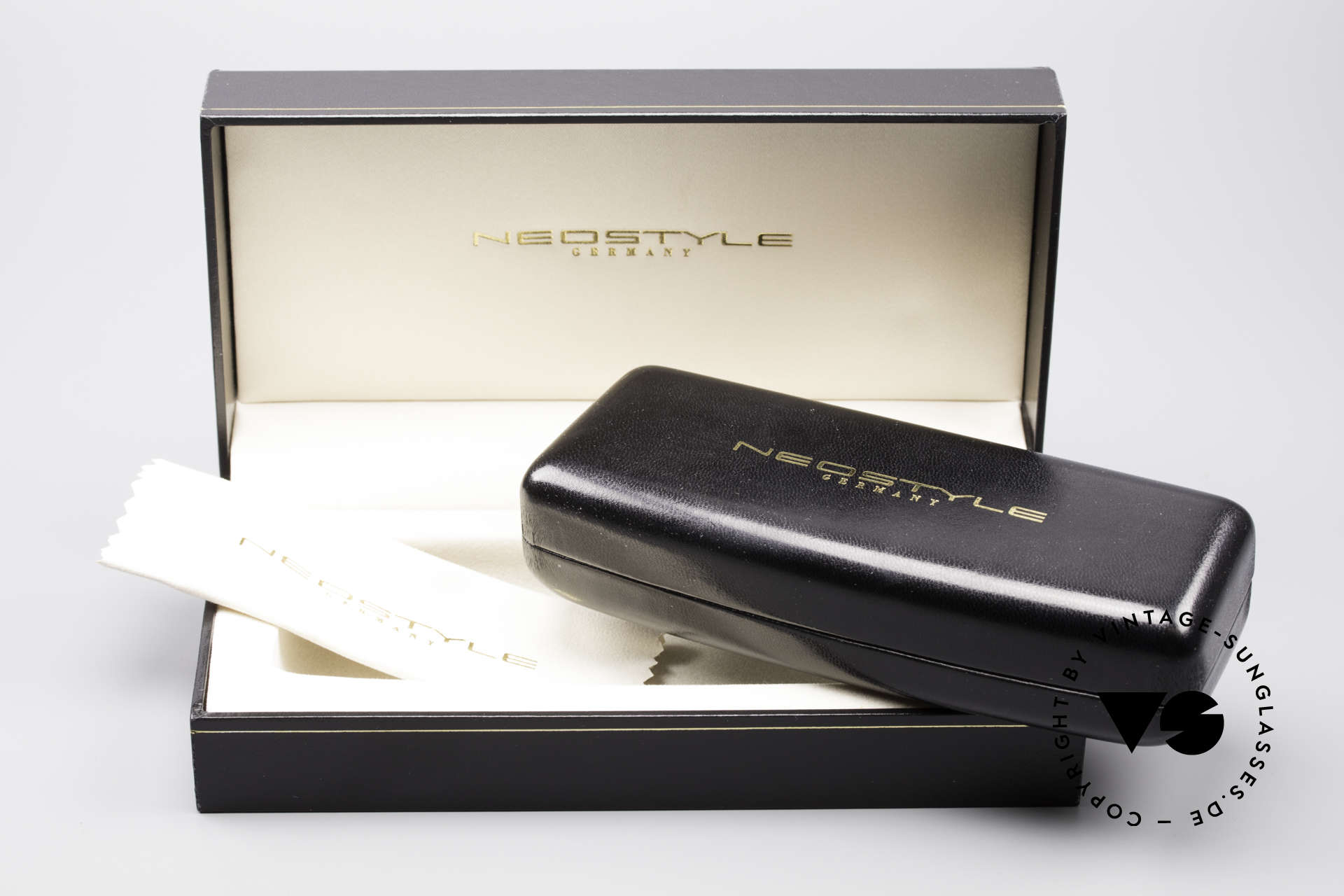 Neostyle Jet 40 Titanflex Vintage 90's Glasses, Size: medium, Made for Men