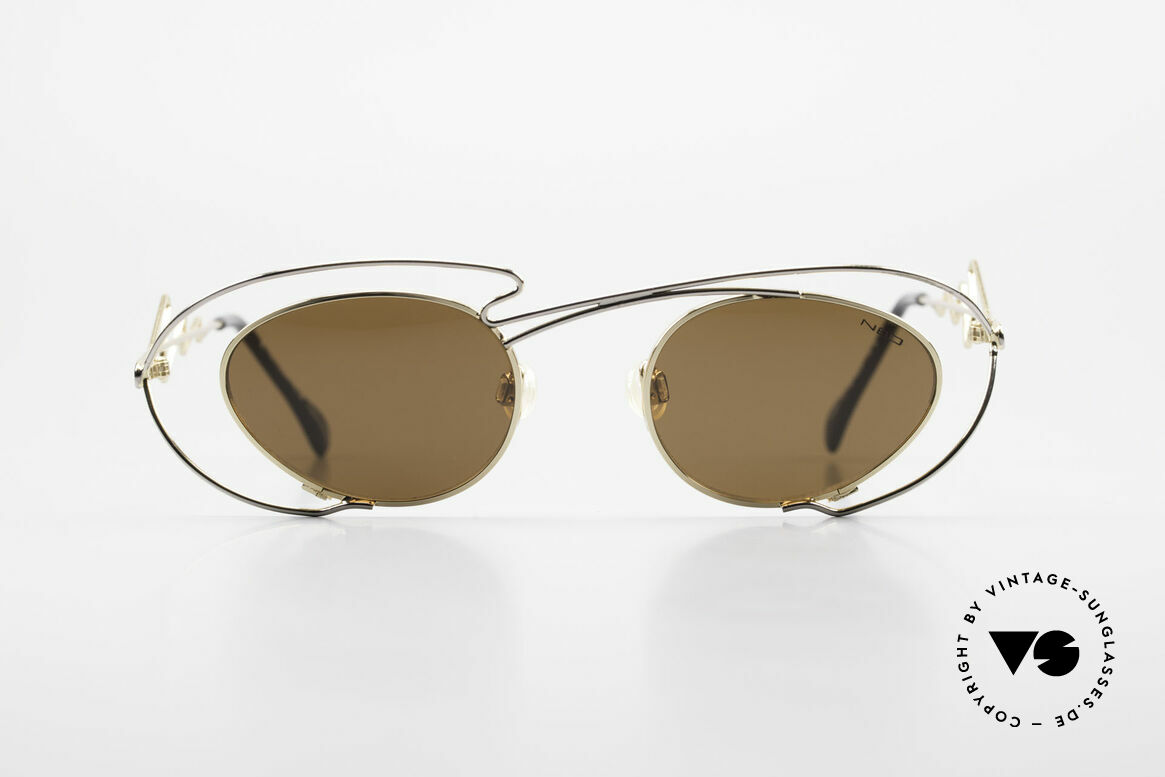 Neostyle Holiday 973 Crazy 90's Ladies Sunglasses, outstanding 1990's quality (made in Germany), Made for Women