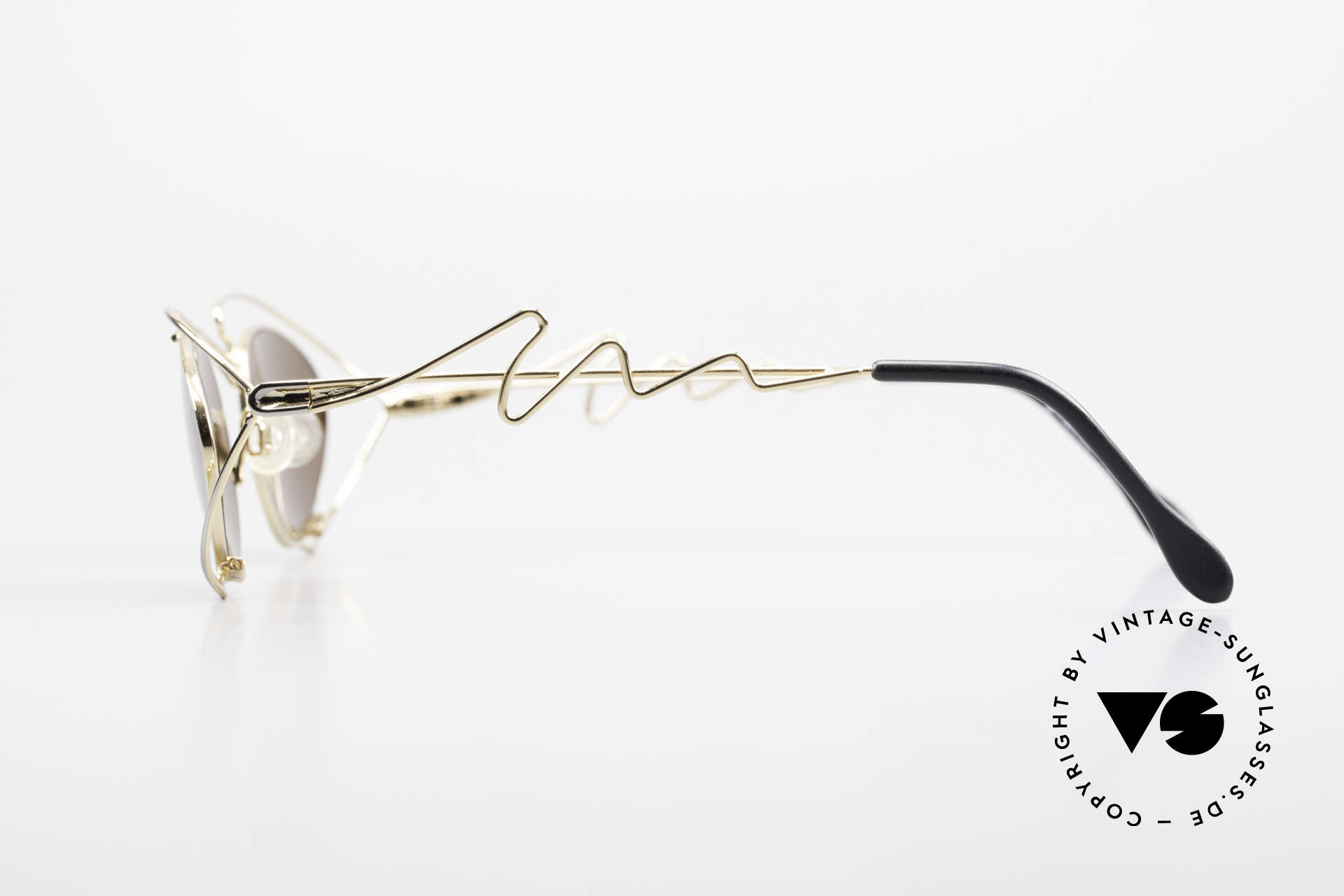 Neostyle Holiday 973 Crazy 90's Ladies Sunglasses, NO retro sunglasses, but a 30 years old original, Made for Women