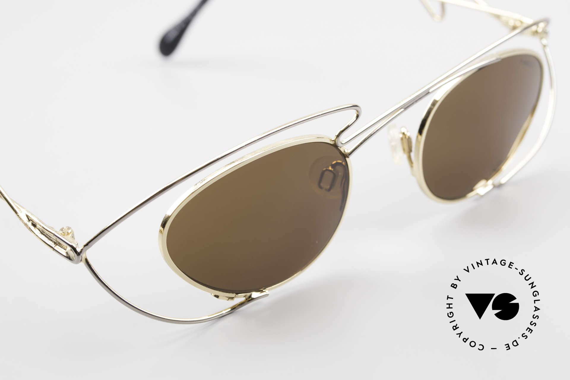 Neostyle Holiday 973 Crazy 90's Ladies Sunglasses, sun lenses could be replaced with prescriptions, Made for Women