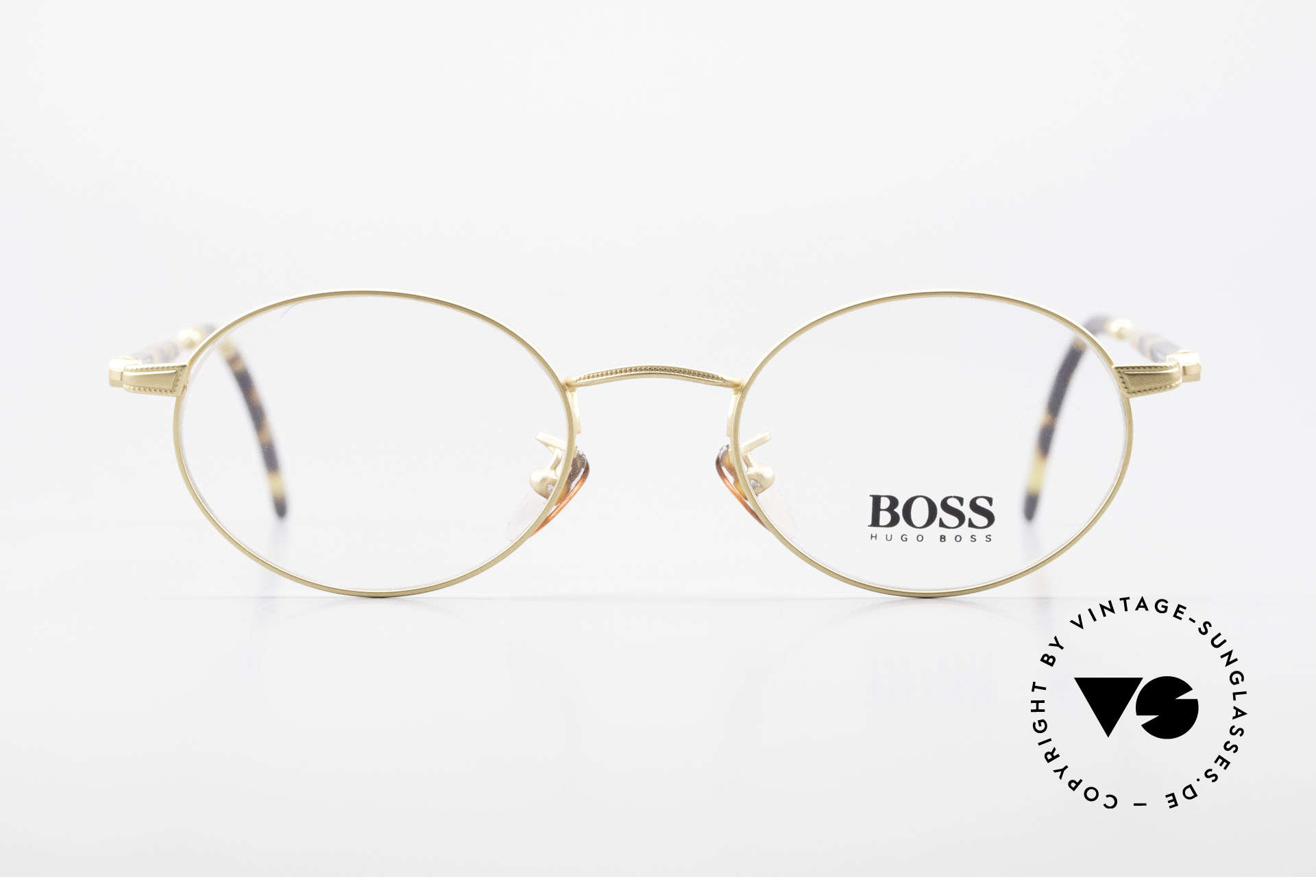 BOSS 5139 Oval Panto Eyeglass Frame, grand original in premium quality; just timeless!, Made for Men and Women