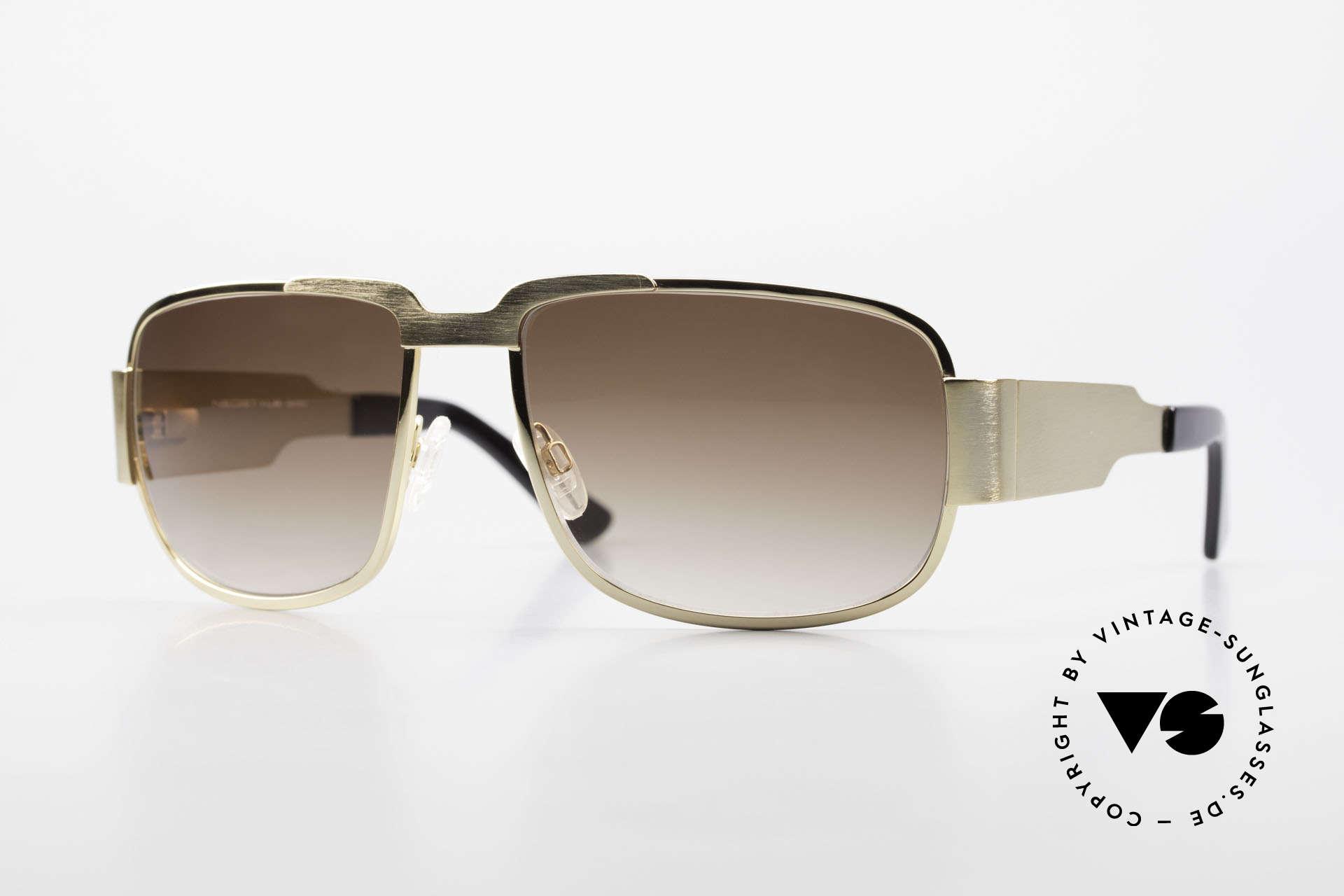 Neostyle Nautic 2 Brad Pitt Tarantino Sunglasses, Brad Pitt sunglasses, Quentin Tarantino movie sunglasses, Made for Men