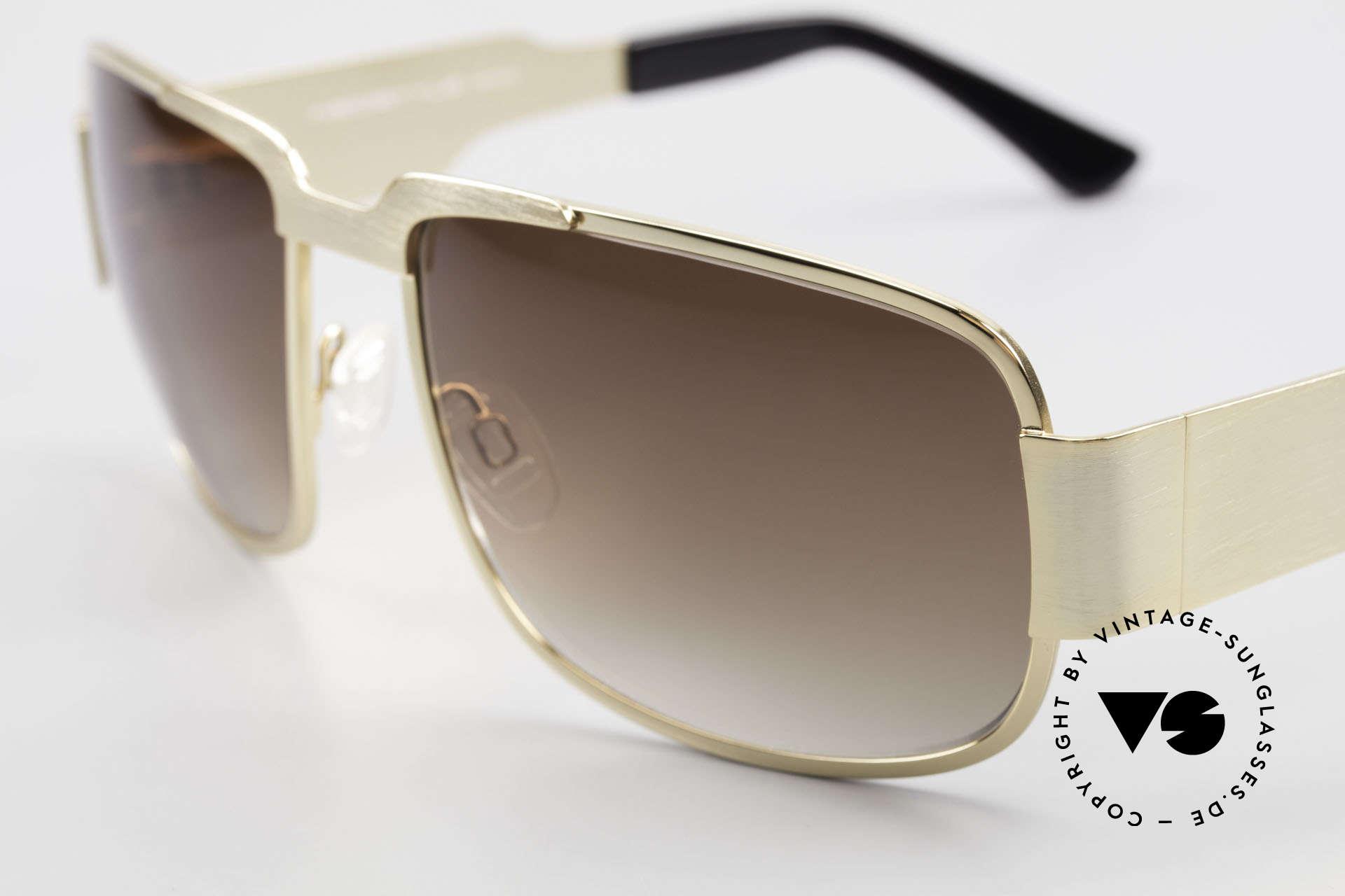 Neostyle Nautic 2 Brad Pitt Tarantino Sunglasses, Nautic 2: the re-issue of the legendary 70's Elvis glasses, Made for Men