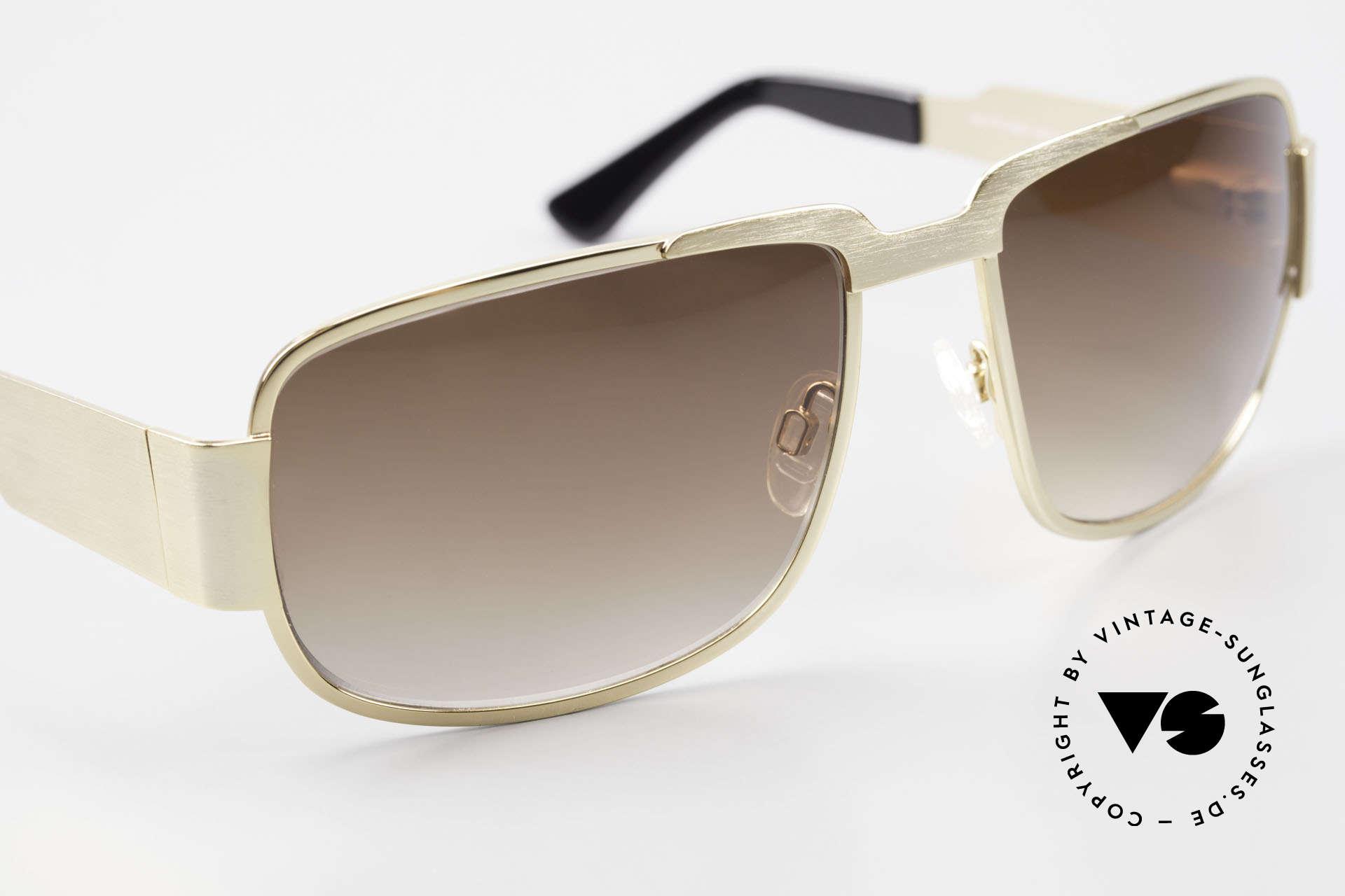 Neostyle Nautic 2 Brad Pitt Tarantino Sunglasses, we offer these XXL sunglasses, unworn & with original case, Made for Men