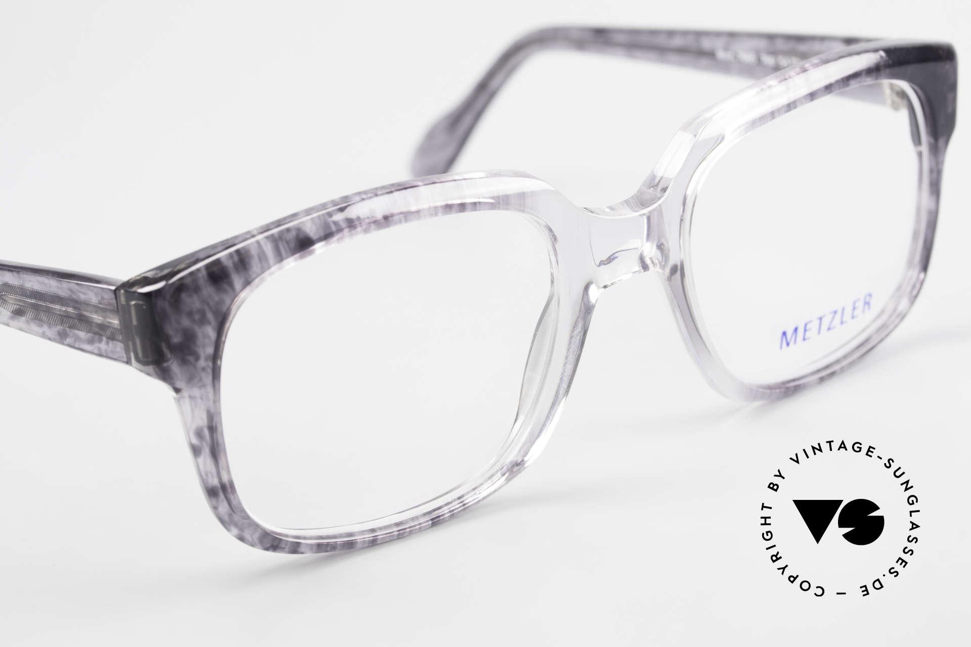 Metzler 7665 Medium 90's Old School Eyeglasses, NO RETRO; but an old 'Made in Germany' original, Made for Men