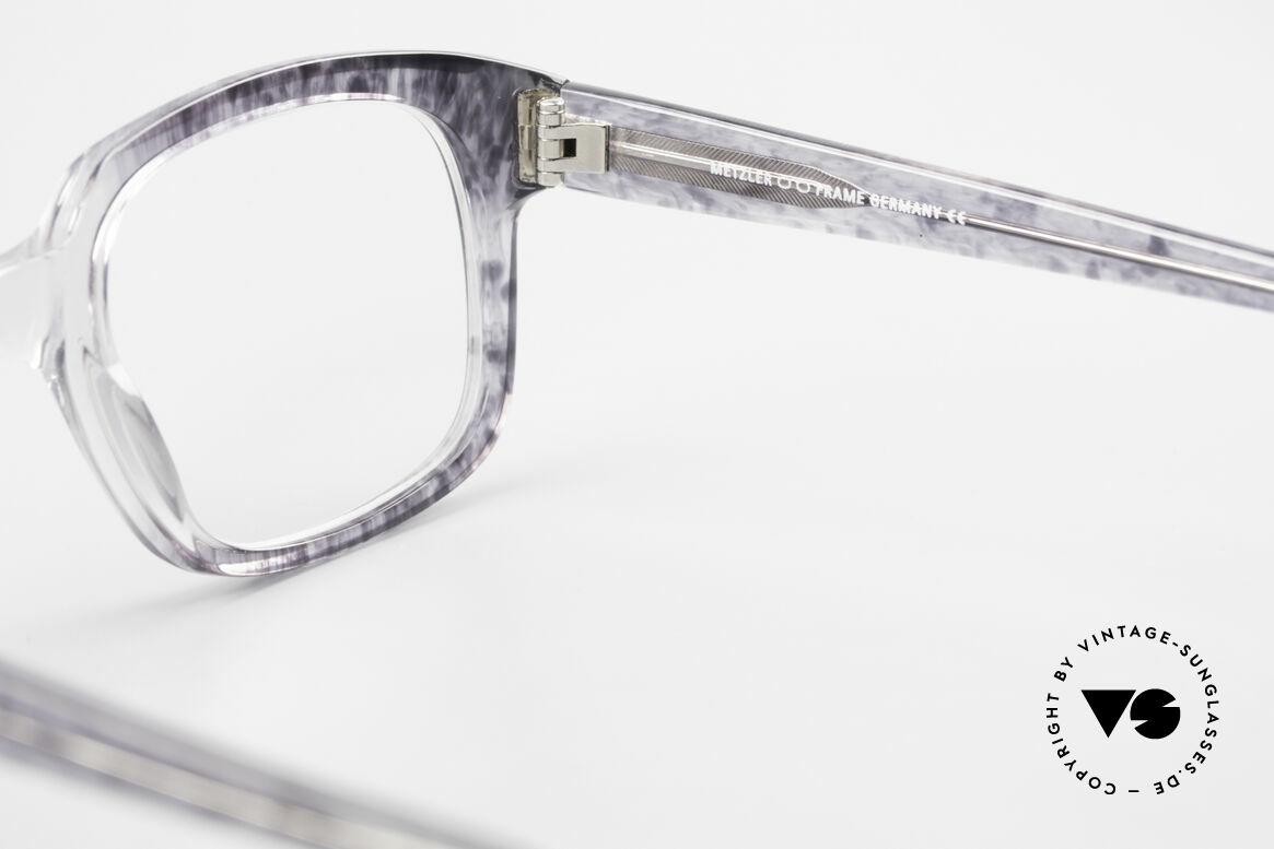 Metzler 7665 Medium 90's Old School Eyeglasses, Size: medium, Made for Men