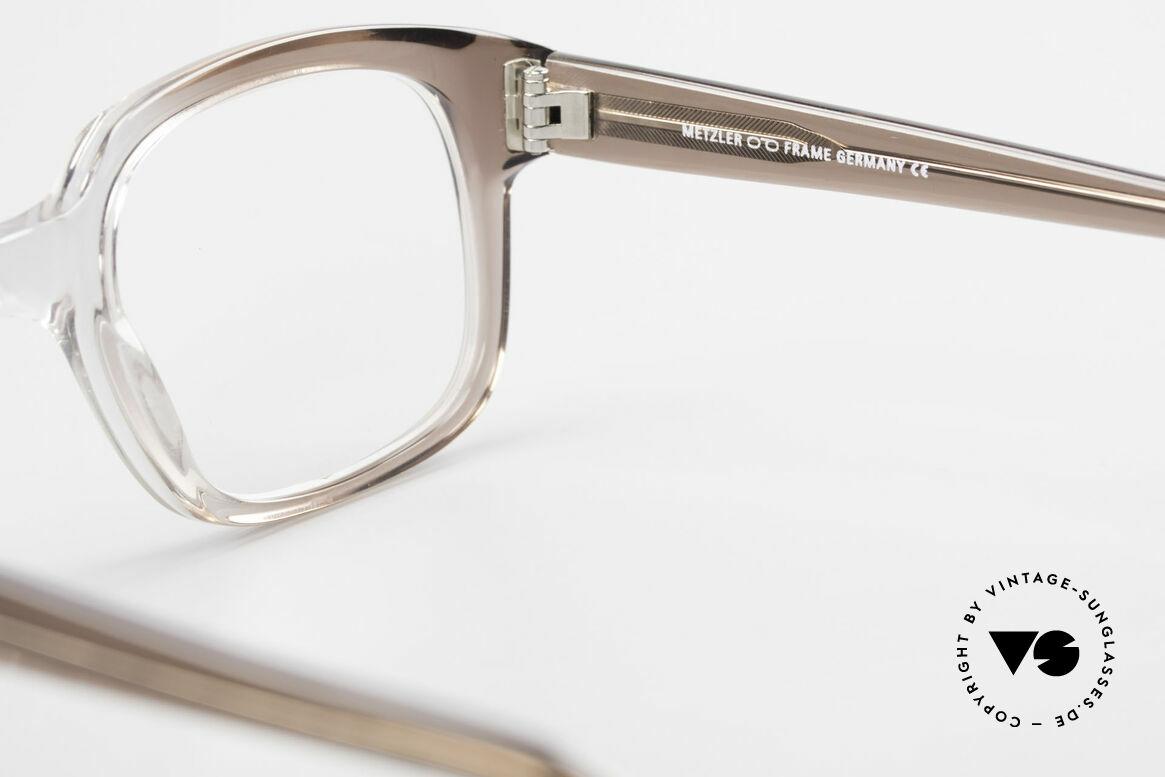 Metzler 7665 Medium Old School Eyeglasses 80's, Size: medium, Made for Men