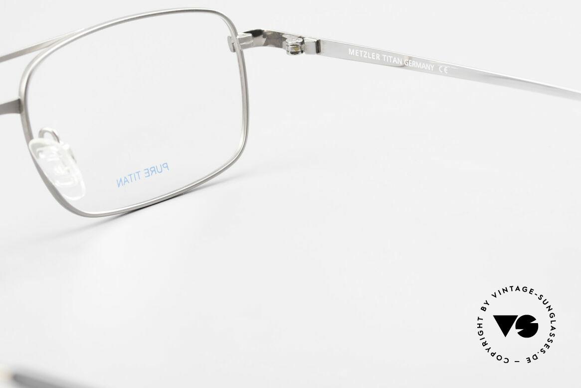 Metzler 1680 90's Titan Eyeglasses For Men, Size: extra large, Made for Men