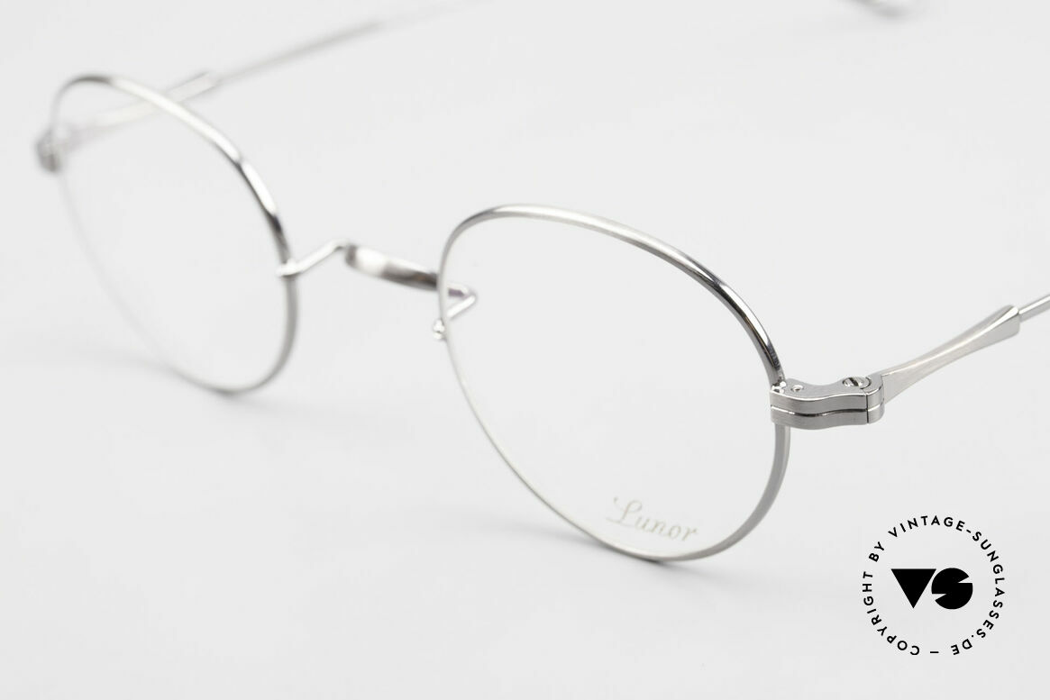 Lunor II 22 Lunor Glasses Special Edition, noble, classy, timeless = a genuine LUNOR ORIGINAL, Made for Men and Women