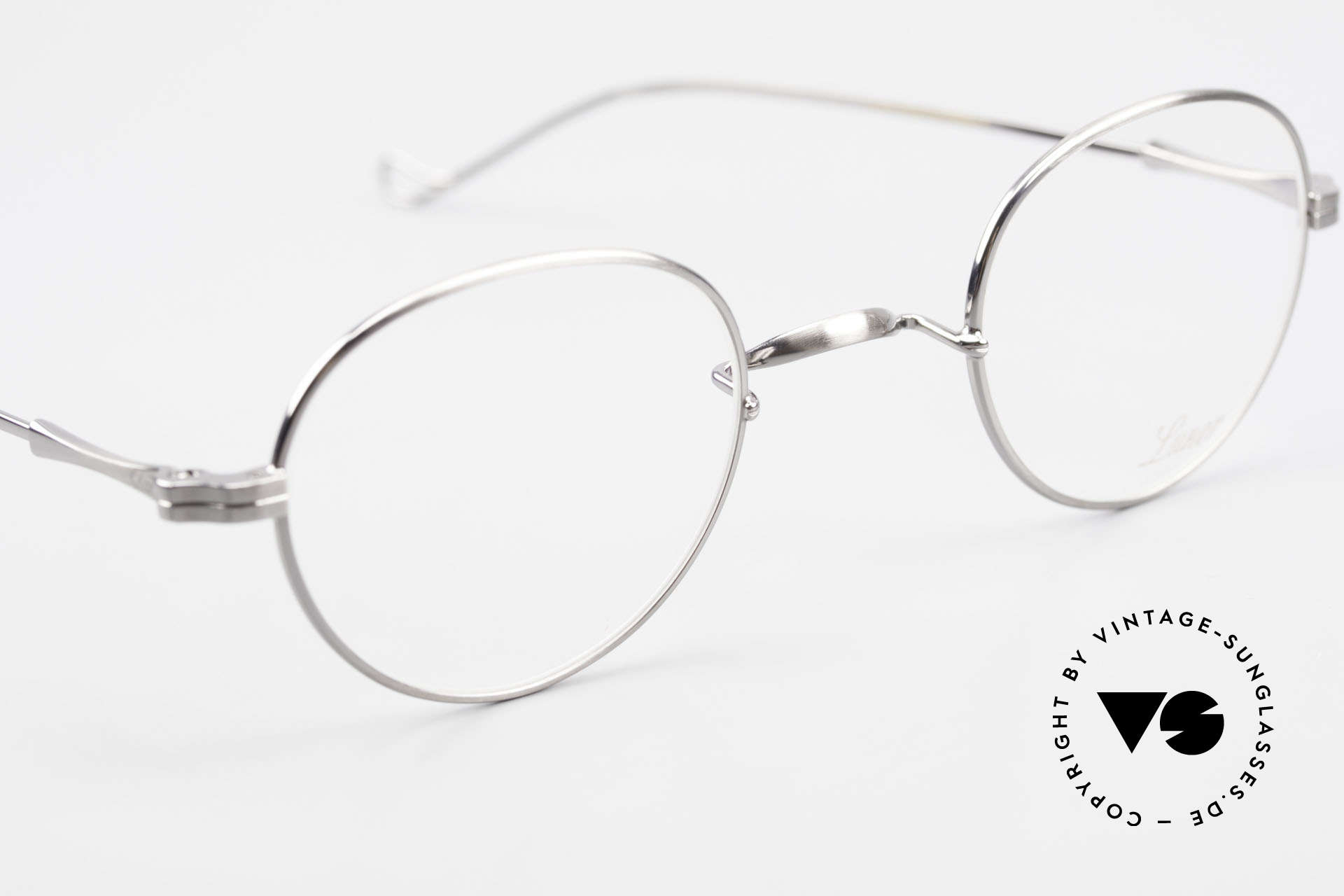 Lunor II 22 Lunor Glasses Special Edition, unworn RARITY for all lovers of quality from app. 1998, Made for Men and Women