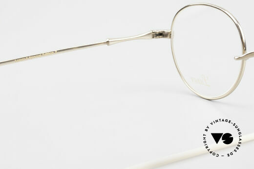 Lunor II 22 Lunor Eyeglasses Gold Plated, this quality frame can be glazed with lenses of any kind, Made for Men and Women