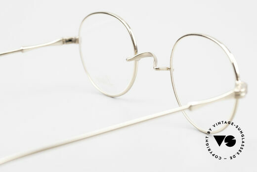 Lunor II 22 Lunor Eyeglasses Gold Plated, Size: medium, Made for Men and Women