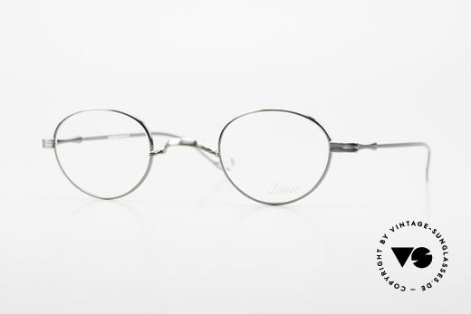 Lunor II 20 Lunor Eyeglasses Unisex Small Details