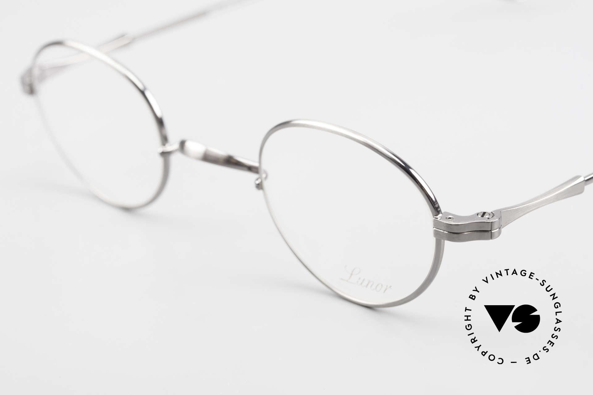 Lunor II 20 Lunor Eyeglasses Unisex Small, noble, classy, timeless = a genuine LUNOR ORIGINAL!, Made for Men and Women