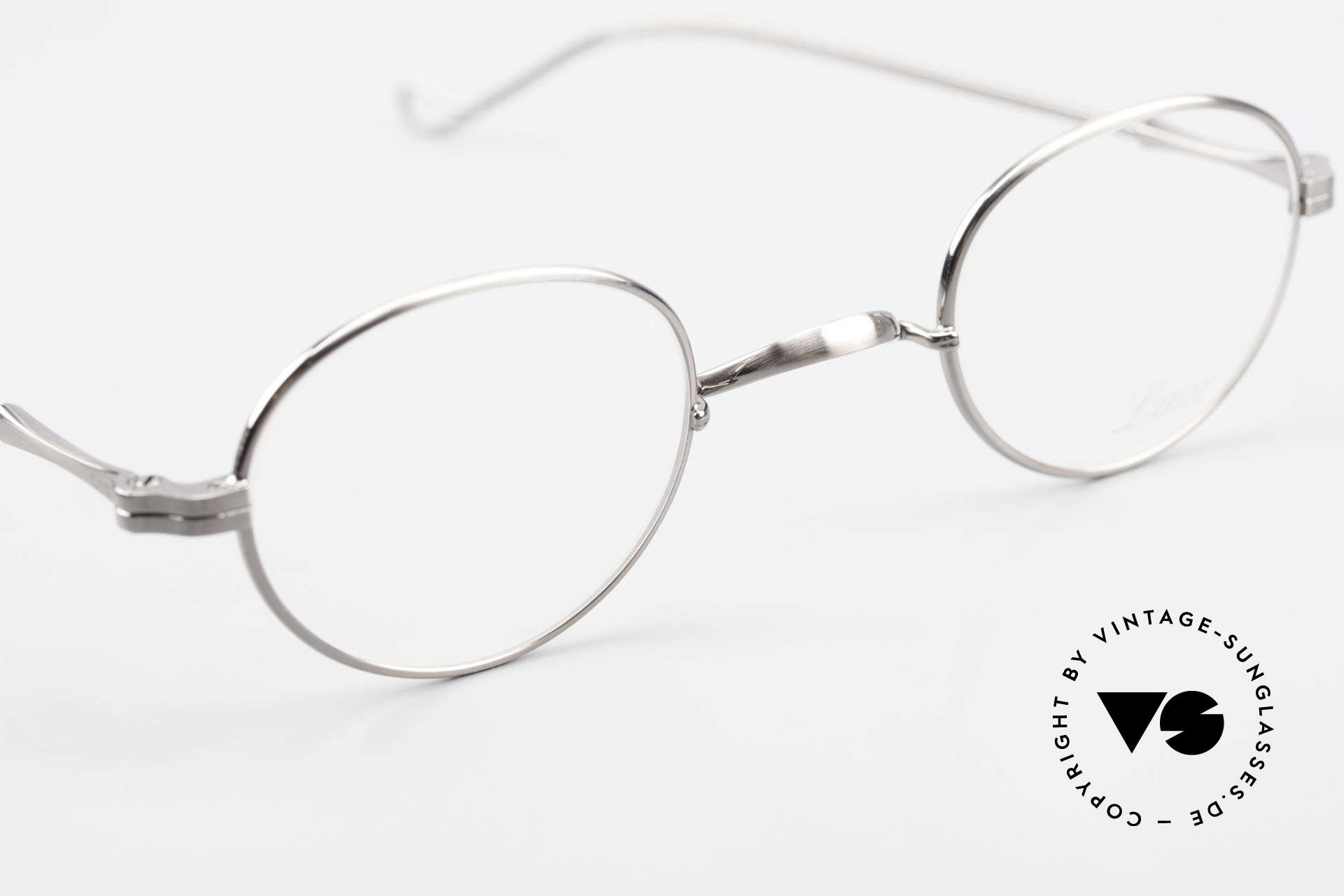 Lunor II 20 Lunor Eyeglasses Unisex Small, unworn RARITY for all lovers of quality from app. 1999, Made for Men and Women