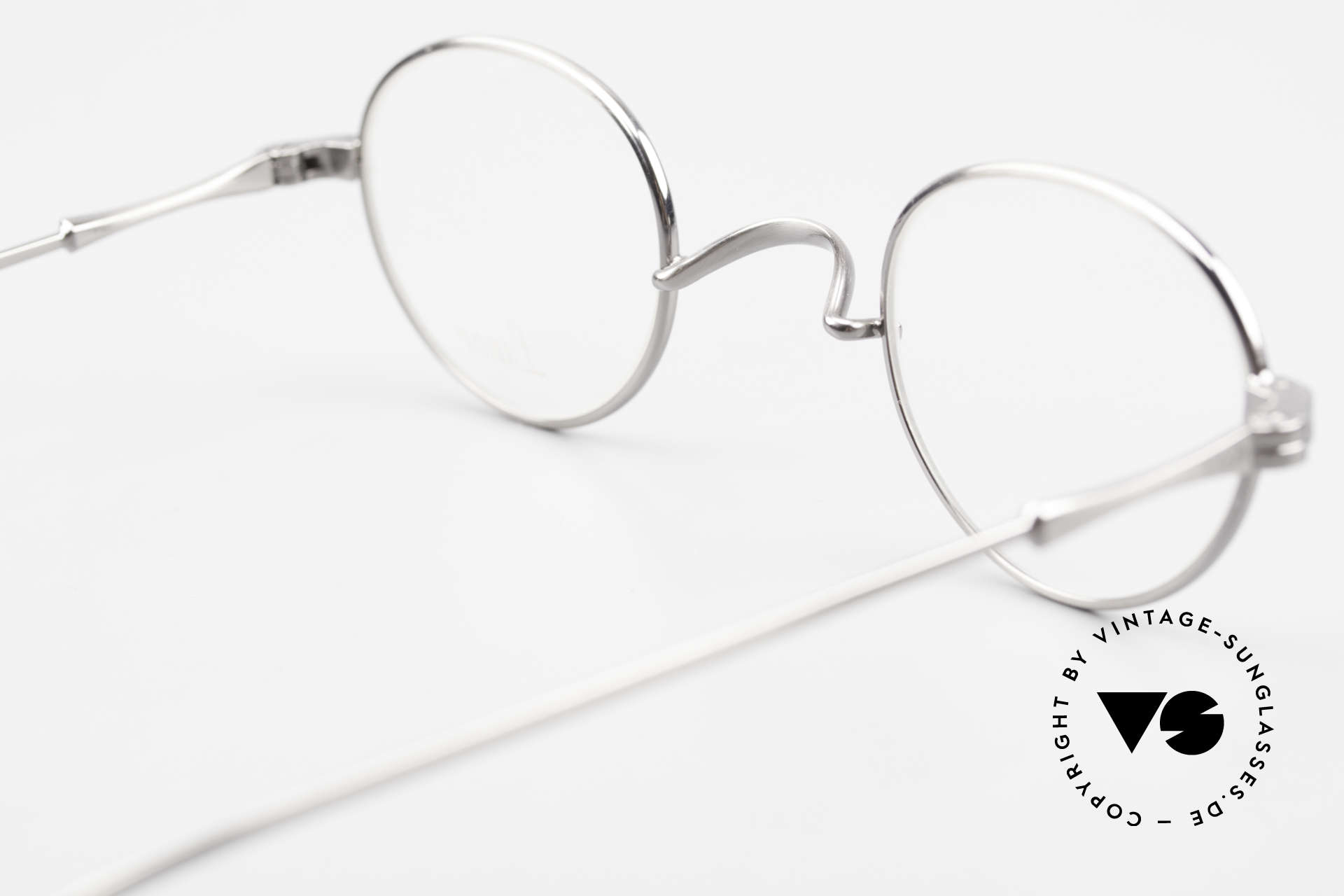 Lunor II 20 Lunor Eyeglasses Unisex Small, this quality frame can be glazed with lenses of any kind, Made for Men and Women