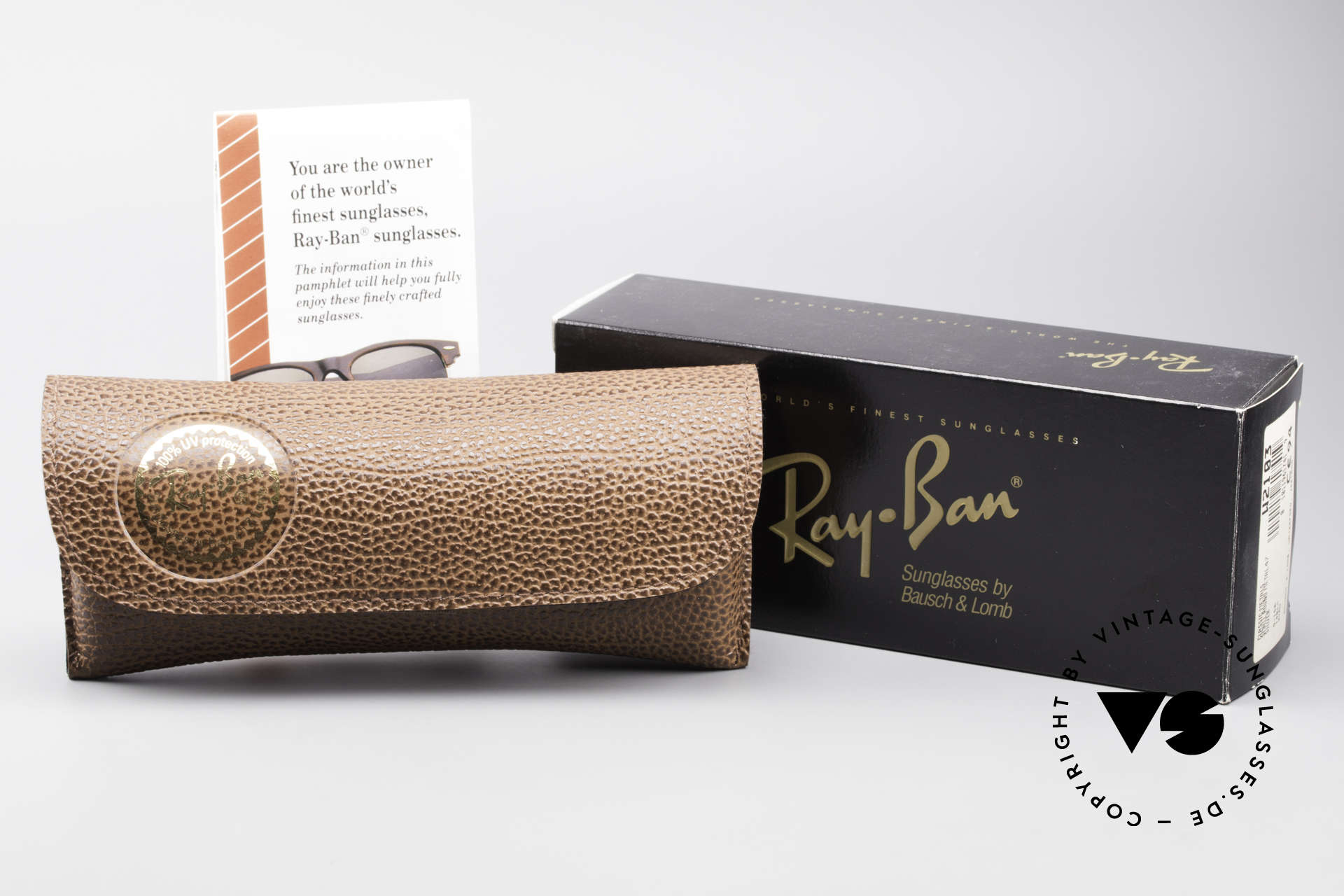 Ray Ban Gatsby 1 DLX B&L USA Original Ray-Ban 90's, Size: large, Made for Men and Women