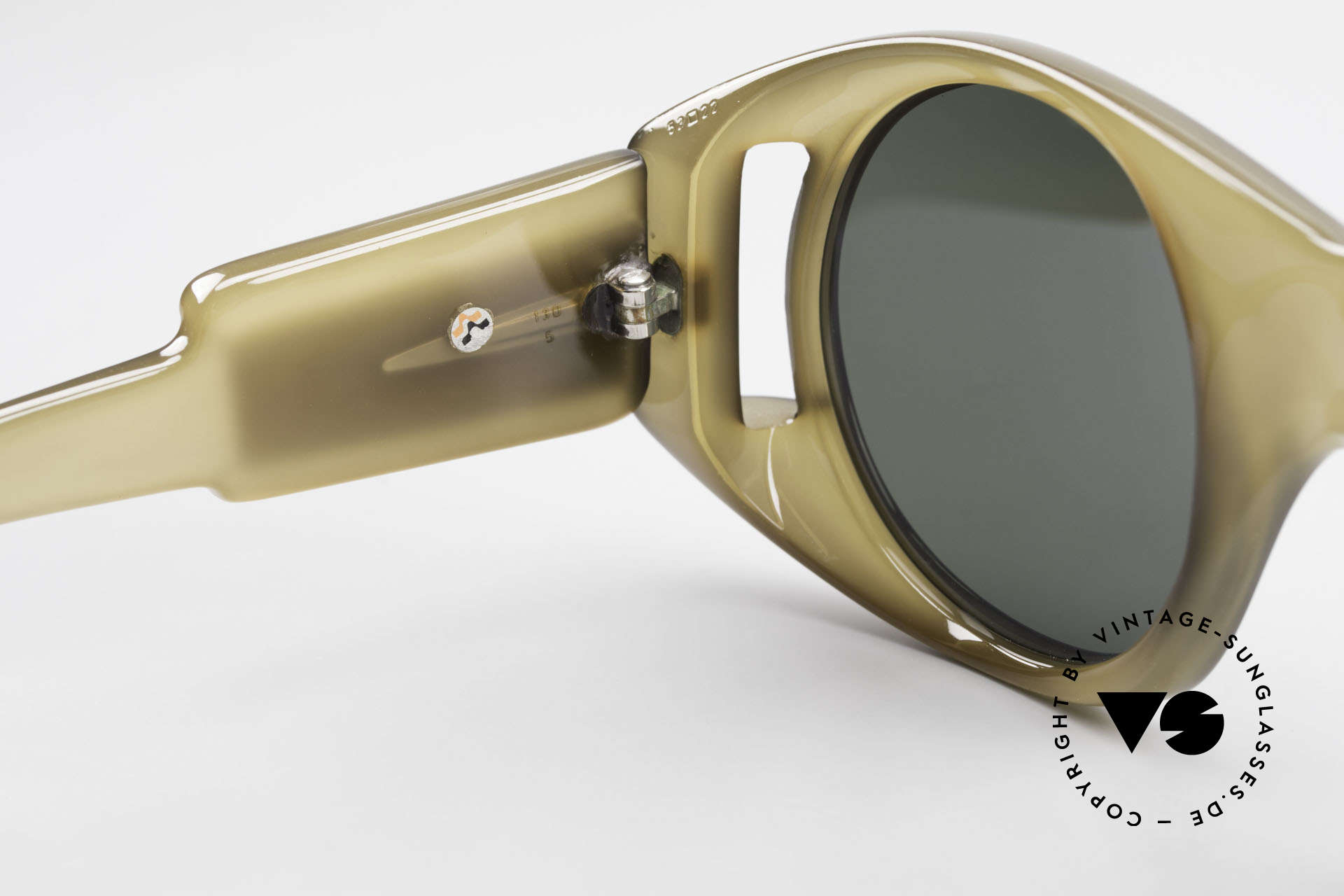 Christian Dior C61 Rare Old 70's Optyl Sunglasses, NO RETRO shades, but a 47 years old treasure (100% UV), Made for Men and Women
