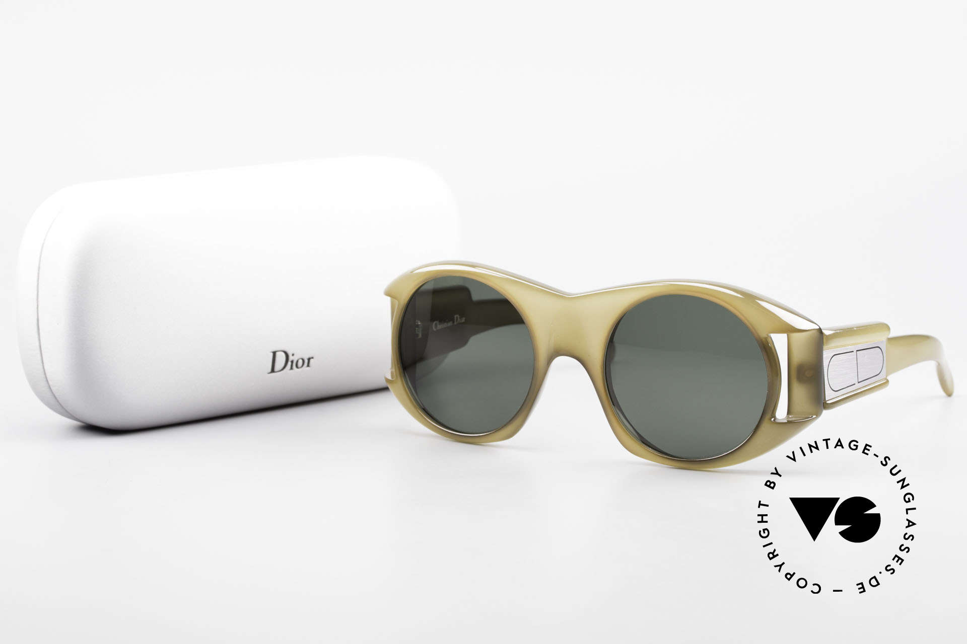 Christian Dior C61 Rare Old 70's Optyl Sunglasses, Size: medium, Made for Men and Women