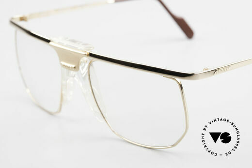 Alpina PSO 905 Vintage Glasses Saddle Bridge, DEMO lenses can be replaced with prescriptions, Made for Men