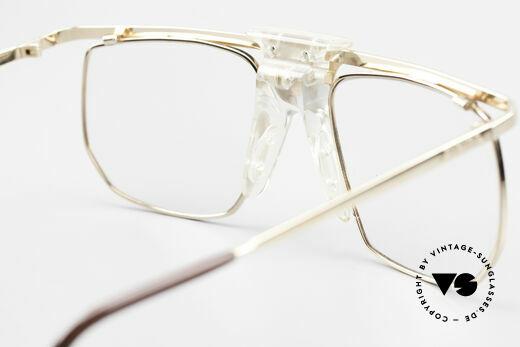 Alpina PSO 905 Vintage Glasses Saddle Bridge, Size: large, Made for Men