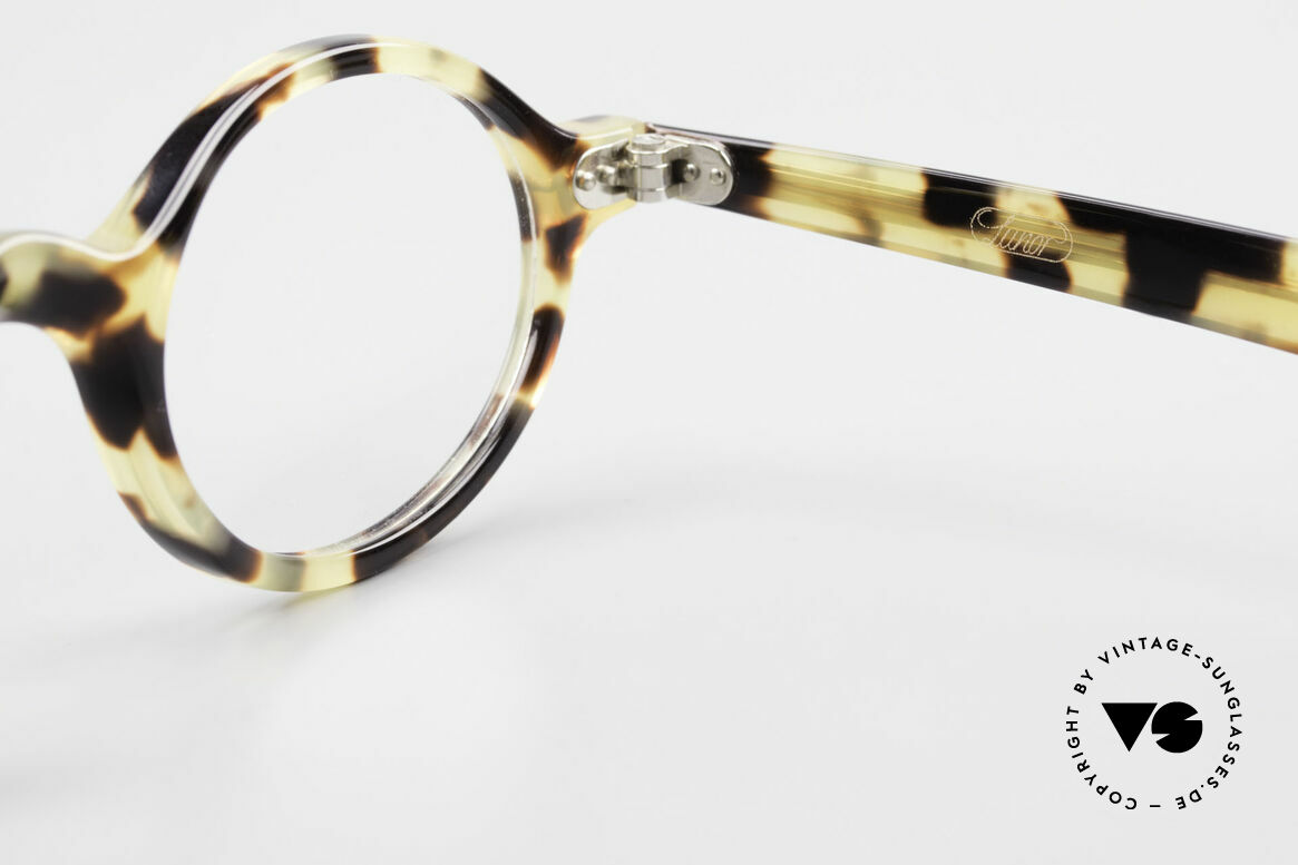 Lunor A52 Oval Lunor Glasses Acetate, Size: medium, Made for Men and Women