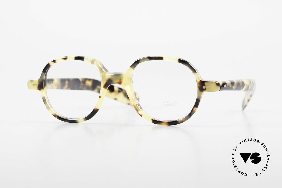 Lunor A50 Round Lunor Glasses Acetate, LUNOR glasses, model 50 from the Acetate collection, Made for Men and Women