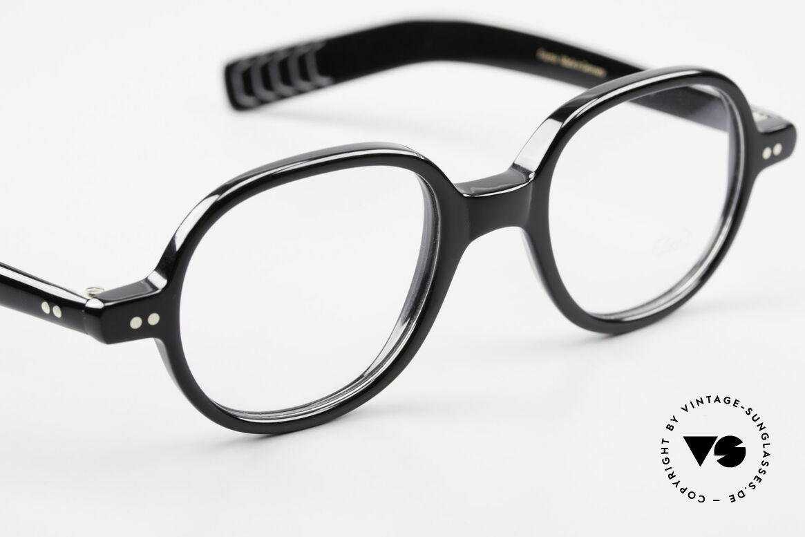 Lunor A50 Round Lunor Acetate Glasses, unworn (like all our beautiful Lunor frames & sunglasses), Made for Men and Women