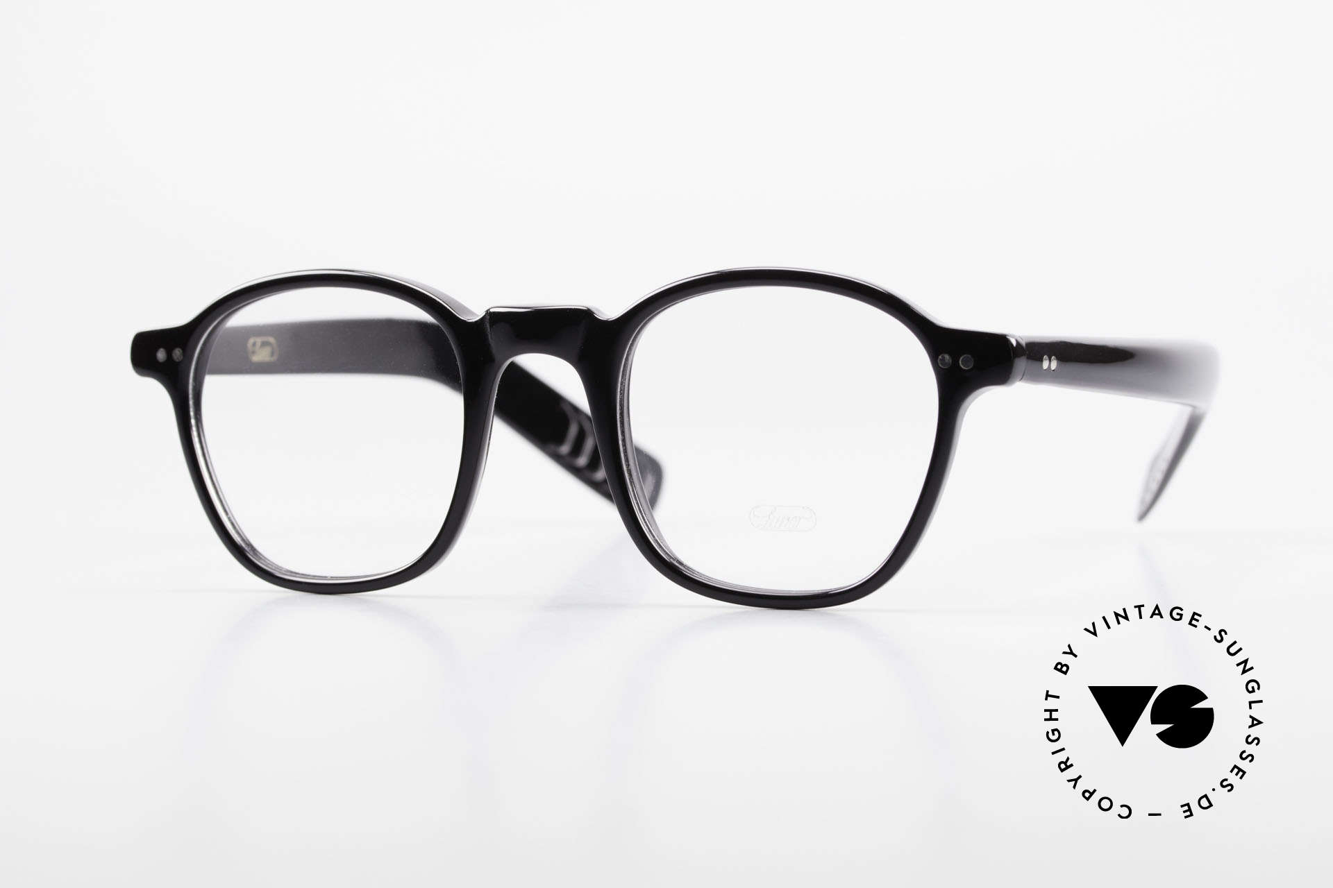 Lunor A51 James Dean Johnny Depp Specs, rare LUNOR glasses, model 51 from the Acetate collection, Made for Men