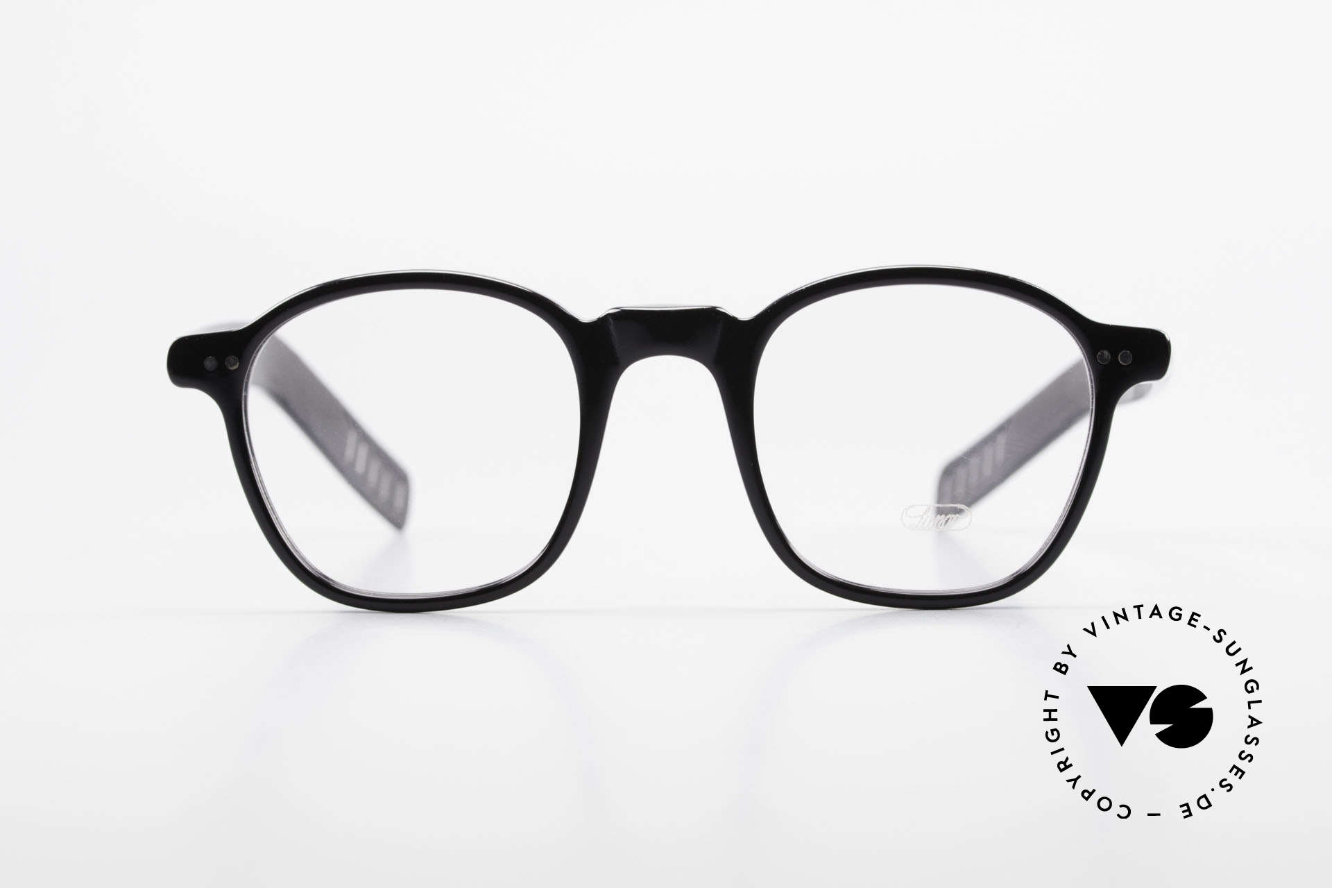 Lunor A51 James Dean Johnny Depp Specs, similar to the old 'Tart Optical Arnel' frames of the 50/60s, Made for Men