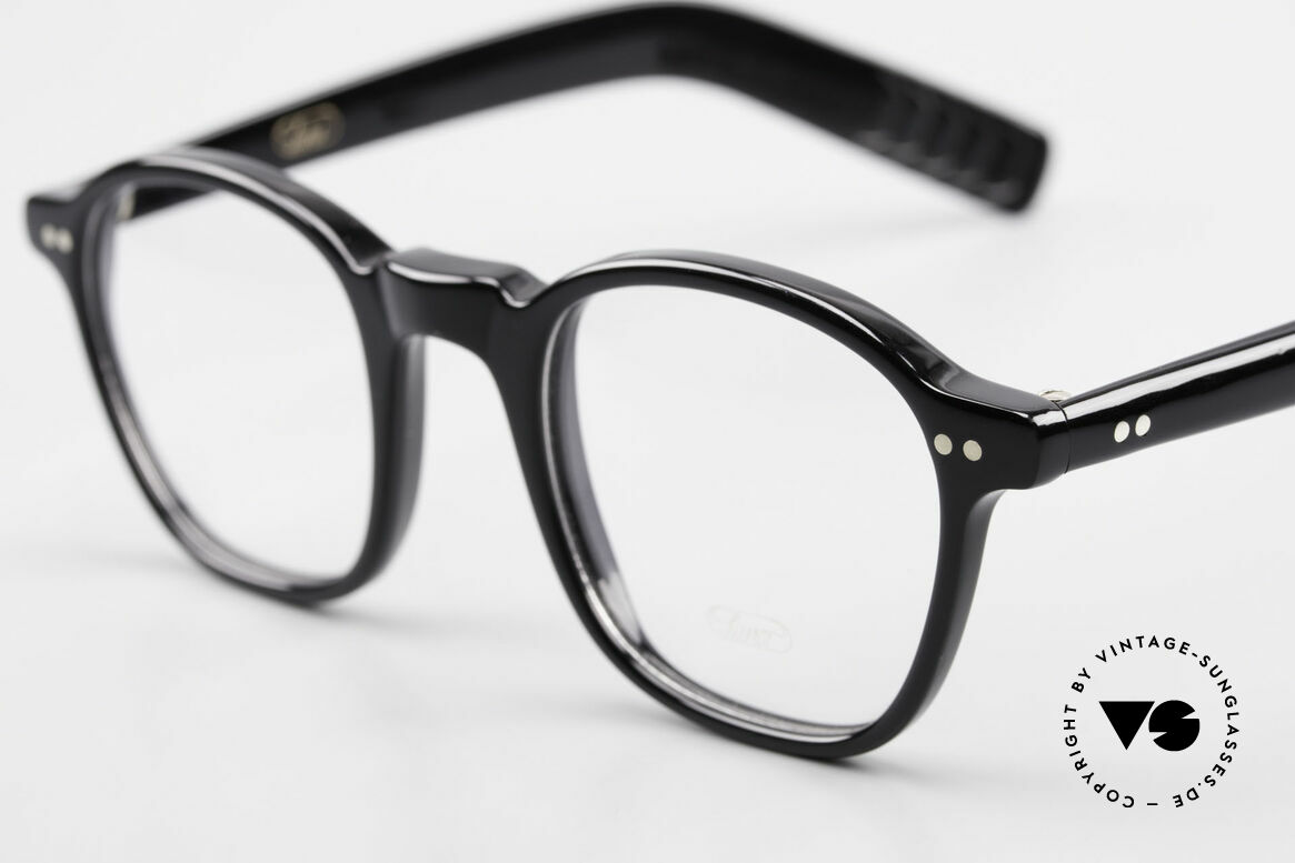 Lunor A51 James Dean Johnny Depp Specs, 100% made in Germany, hand-polished, an eyewear classic!, Made for Men