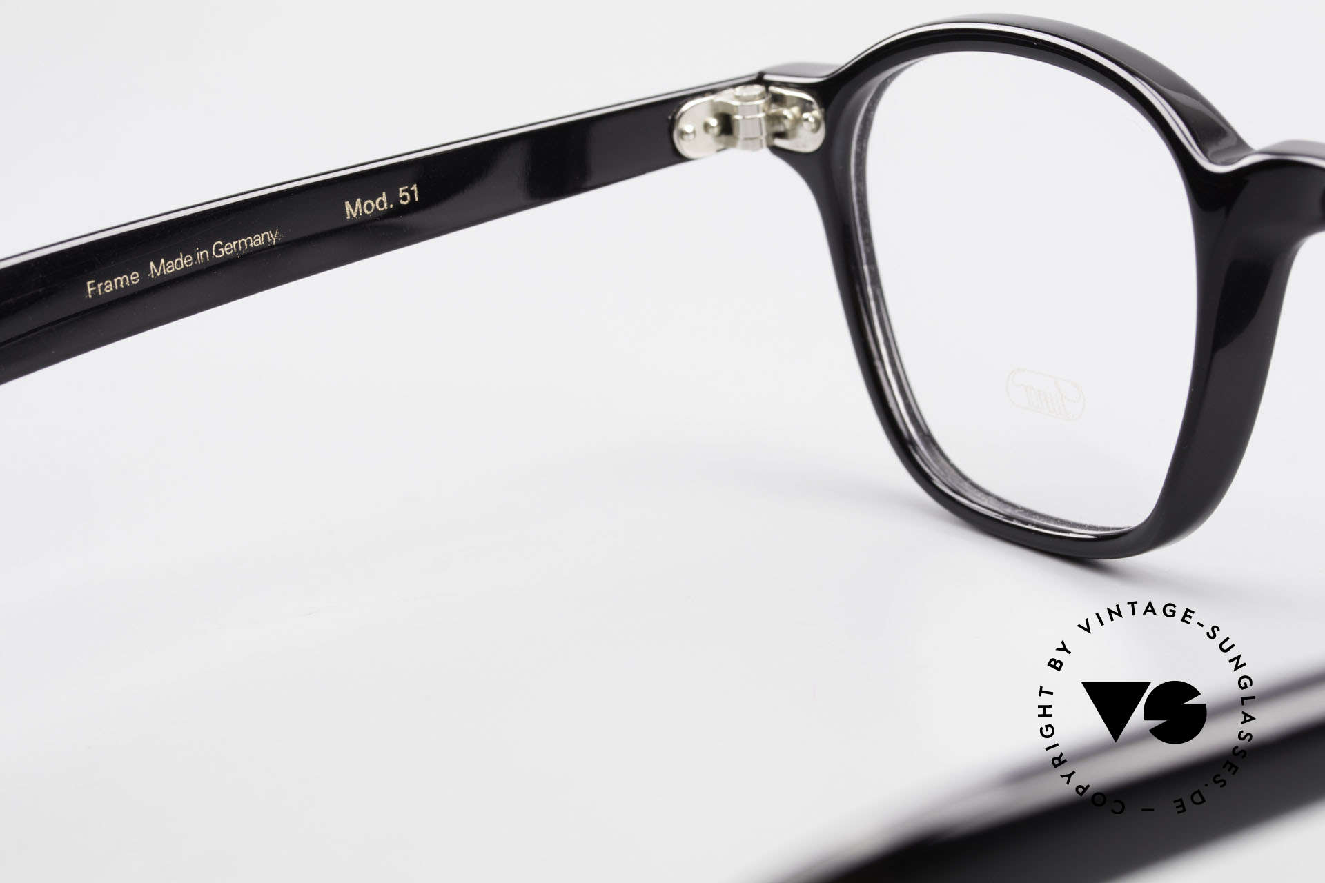 Lunor A51 James Dean Johnny Depp Specs, Size: small, Made for Men