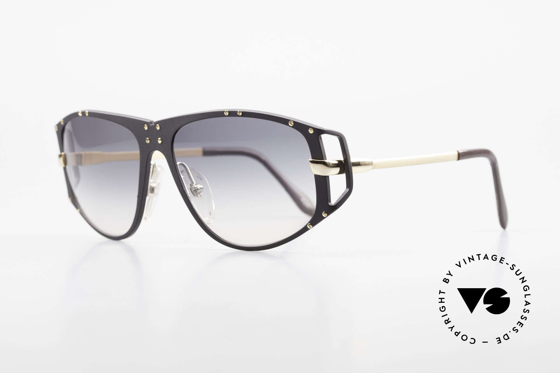 Alpina A51 Ultra Rare 90's XL Sunglasses, made with the same components; handmade quality, Made for Men and Women