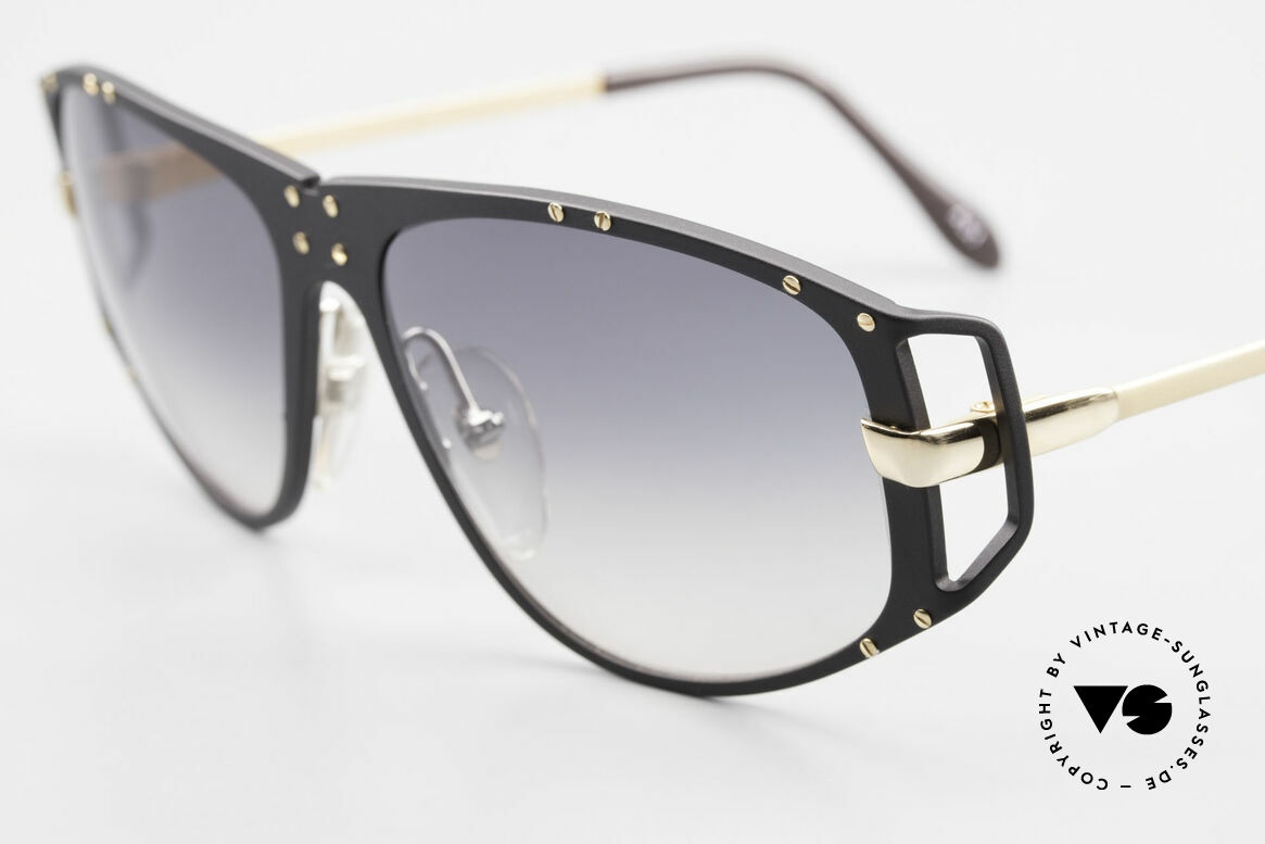 Alpina A51 Ultra Rare 90's XL Sunglasses, thus, covered with the distinctive ALPINA SCREWS, Made for Men and Women