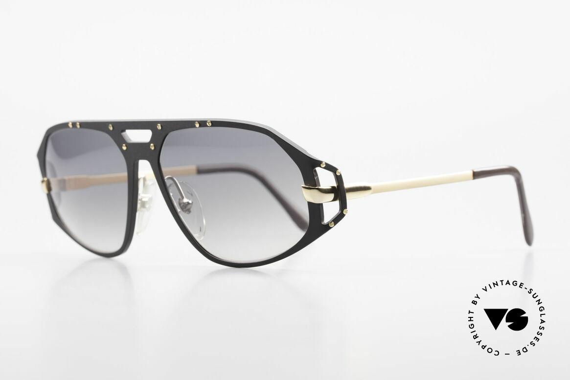 Alpina A50 Ultra Rare 1990's Sunglasses, made with the same components; handmade quality, Made for Men