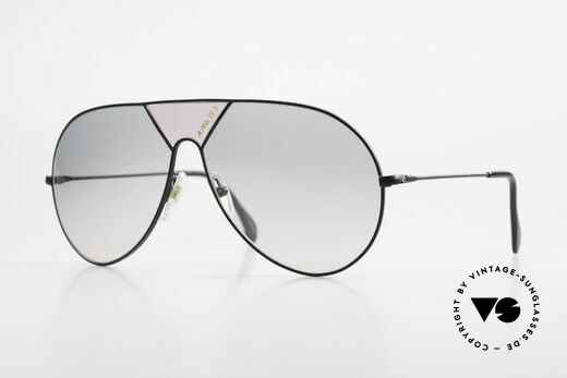 Alpina TR3 80's Sunglasses Limited Edition Details