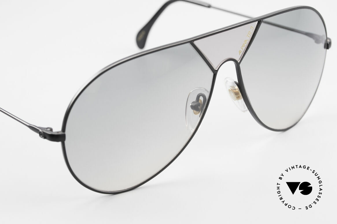 Alpina TR3 80's Sunglasses Limited Edition, never worn (like all our rare vintage Alpina glasses), Made for Men