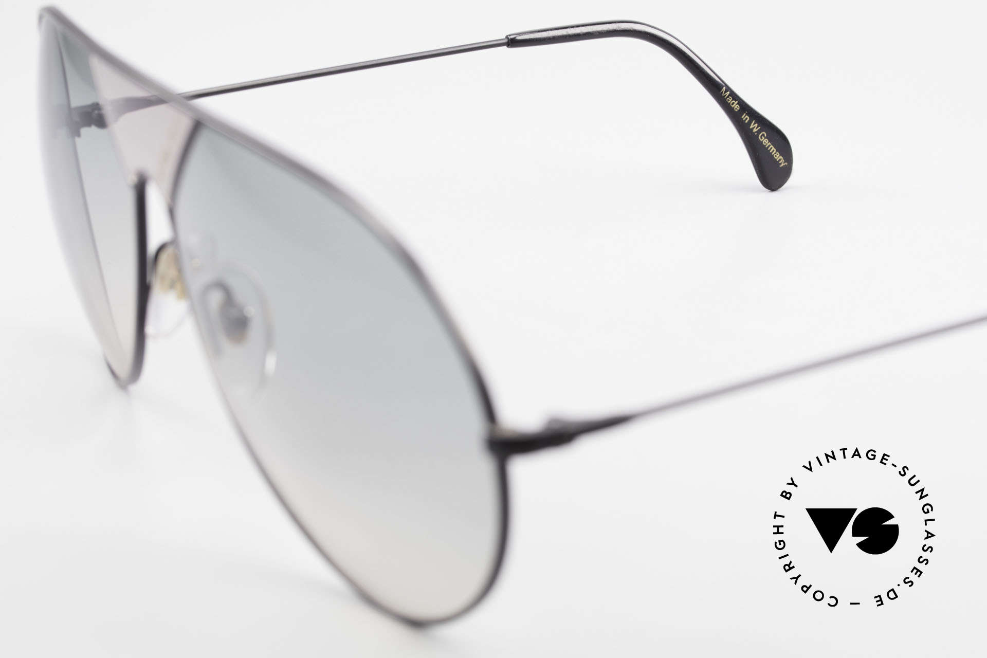 Alpina TR3 80's Sunglasses Limited Edition, NO RETRO shades; a 35 years old single item; vertu, Made for Men