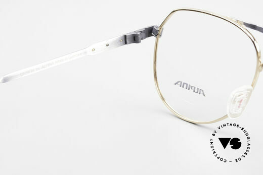 Alpina M1F770 Vintage Glasses Aviator Style, NO RETRO eyeglasses, but a 25 years old ORIGINAL, Made for Men