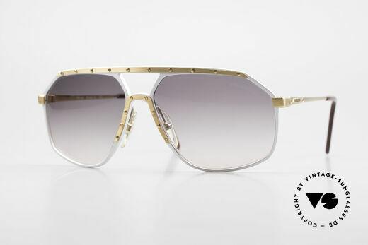Alpina M6 Vintage Glasses Par Excellence Details