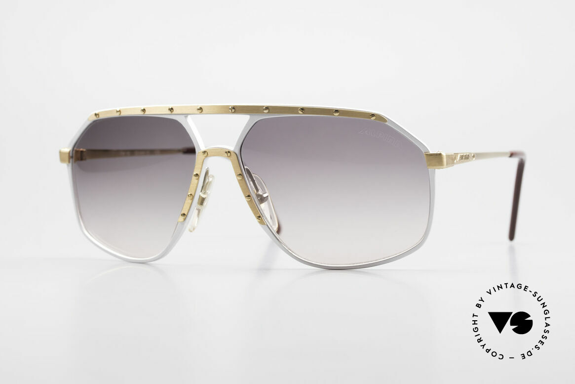 Alpina M6 Vintage Glasses Par Excellence, Alpina M6: one of the most wanted vintage glasses, Made for Men and Women