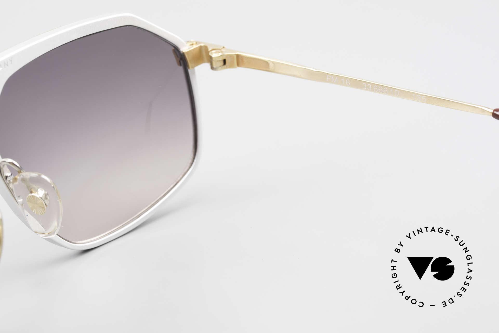 Alpina M6 Vintage Glasses Par Excellence, Size: medium, Made for Men and Women
