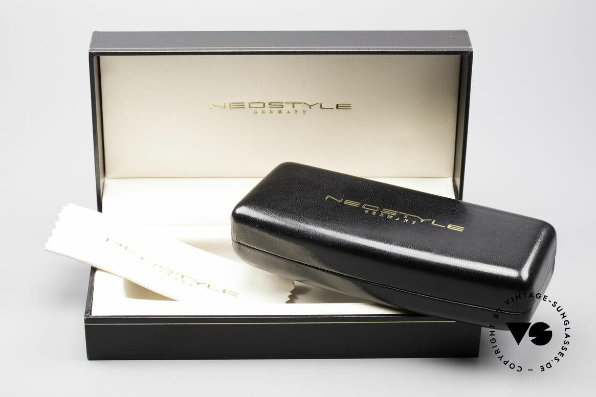 Neostyle Jet 40 Titanflex Vintage Sunglasses, Size: large, Made for Men